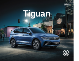 2020 VW Tiguan V2