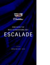 2021 Cadillac Escalade Intro