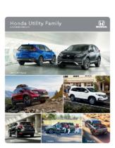 2021 Honda Utility V1