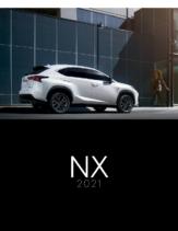 2021 Lexus NX-NXh