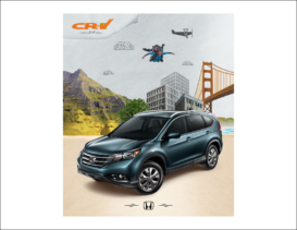 2013 Honda CR-V Fact Sheet
