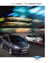 2014 Ford C-Max and Grand C-Max UK