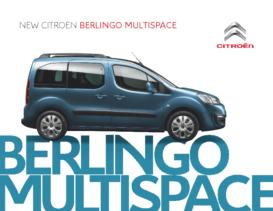 2015 Citroen Berlingo Multispace