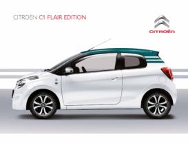 2015 Citroen C1 Flair Edition