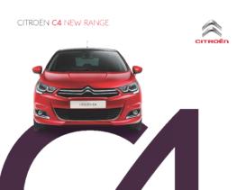 2015 Citroen C4