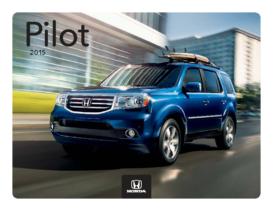 2015 Honda Pilot Fact Sheet