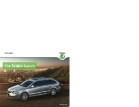 2015 Skoda Superb Hatchback-Estate