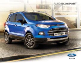 2016 Ford EcoSport UK