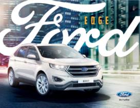 2016 Ford Edge UK