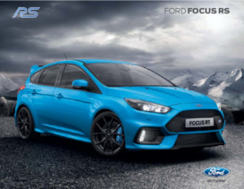 2016 Ford Focus RS UK