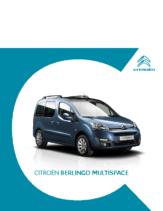 2017 Citroen Berlingo Multispace