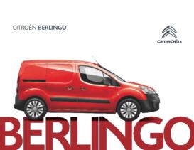 2017 Citroen Berlingo Van