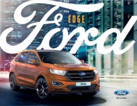 2017 Ford Edge UK