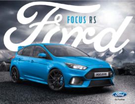 2017 Ford Focus RS UK