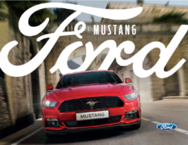 2017 Ford Mustang UK