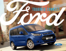 2017 Ford Tourneo Connect UK