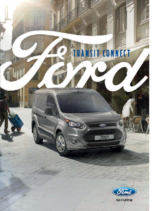 2017 Ford Transit Connect UK