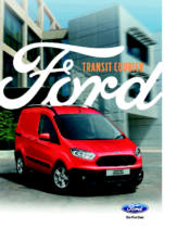 2017 Ford Transit Courier UK