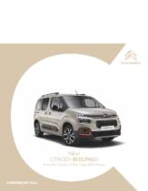 2018 Citroen Berlingo