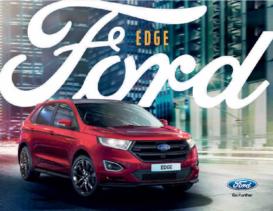 2018 Ford Edge UK