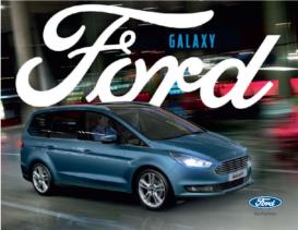 2018 Ford Galaxy UK