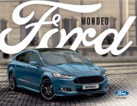 2018 Ford Mondeo UK