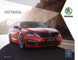 2018 Skoda Octavia Hatchback-Estate