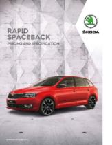 2018 Skoda Rapid Spaceback Pricing-Specifications
