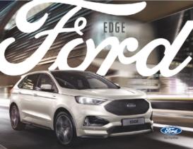 2019 Ford Edge UK