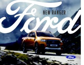 2019 Ford Ranger V1 UK