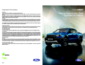 2020 Ford Credit Commercial Vehicle UK