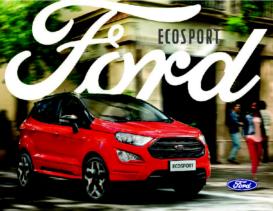 2020 Ford EcoSport UK