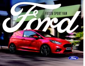 2020 Ford Fiesta Van UK