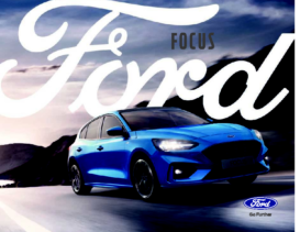 2020 Ford Focus UK