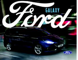 2020 Ford Galaxy UK