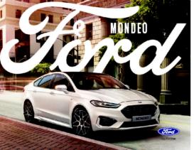 2020 Ford Mondeo V1 UK