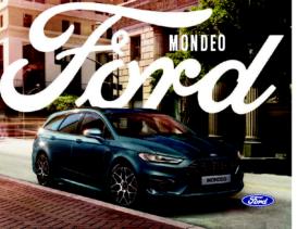 2020 Ford Mondeo V2 UK