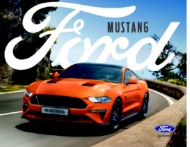 2020 Ford Mustang UK