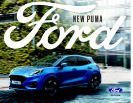 2020 Ford Puma UK