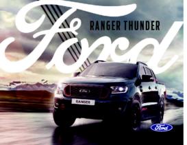 2020 Ford Ranger Thunder UK