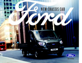 2020 Ford Transit Chassis Cab UK