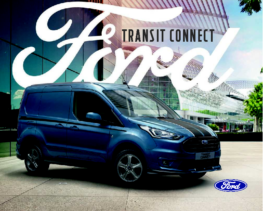 2020 Ford Transit Connect UK