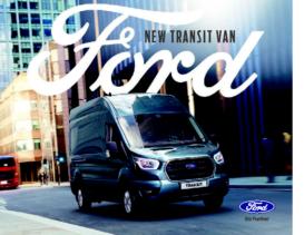 2020 Ford Transit Van UK