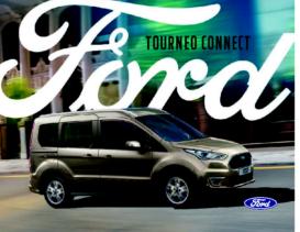 2020 Tourneo Connect UK