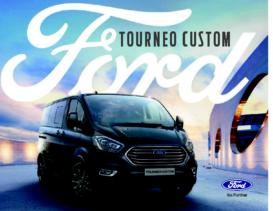 2020 Tourneo Custom UK