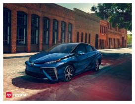 2020 Toyota Mirai Lifestyle