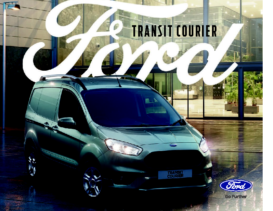 2020 Ford Transit Courier UK