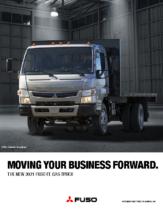 2021 Mitsubishi Fuso Gas Truck