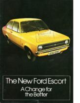 1975 Ford Escort UK