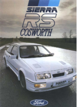 1986 Ford Sierra RS Cosworth UK